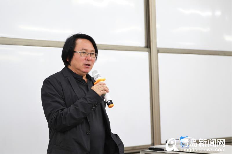 青岛企鹅新媒体学院高校行 走进北影、黄海学院