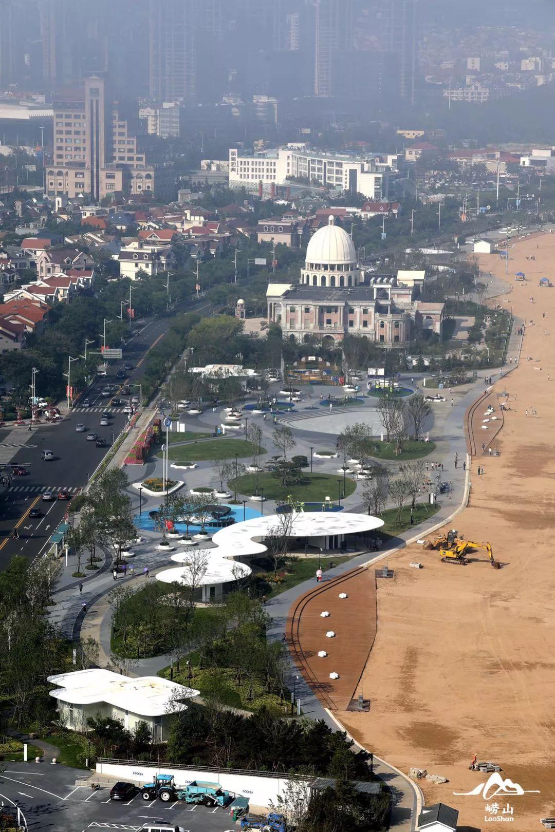 大发:出力打造青岛国际时尚之城的重点项目之一