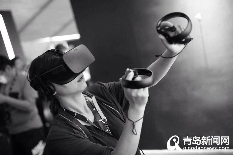 水下感受VR的奥妙 十大板块运动沉醉VR影像周