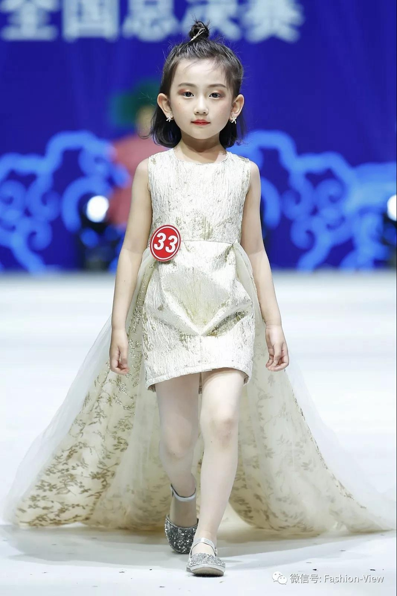 美图来袭!国际少儿时尚周暨少儿时装模特大赛