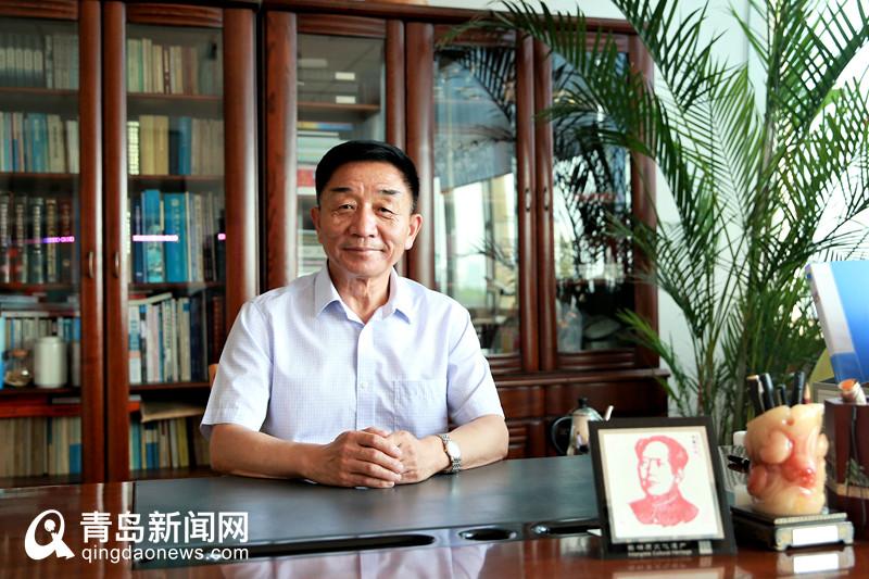 谷川萌����_青岛德盛机械制造有限公司董事长孙佩璋.