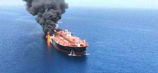 """油轮被扣,伊朗威胁对英国""""以牙还牙"""""""