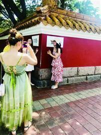姥姥撸电影网_天啦撸!青岛的网红墙被蹭\