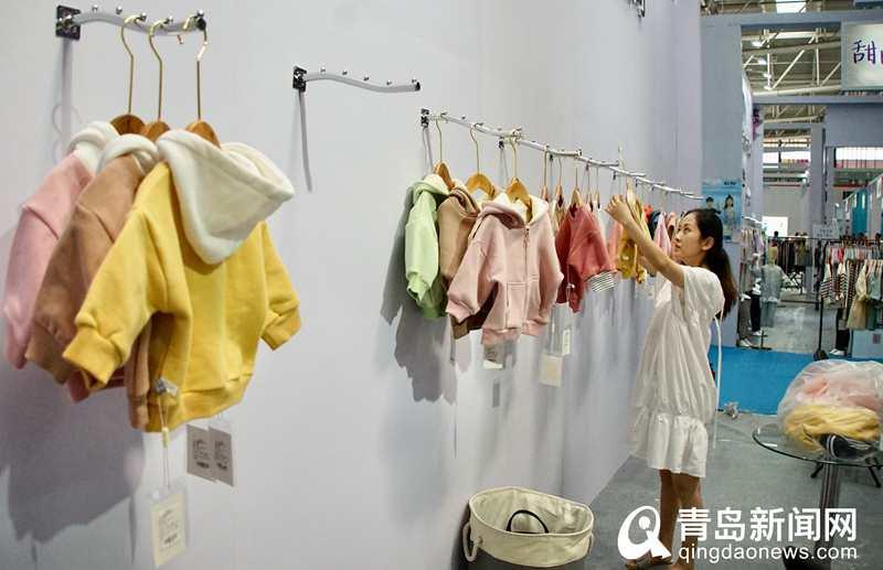 开心快乐8app下载_ipz 145吸血鬼主题曲知名品牌聚集!中国童装财产博览会在即墨开幕