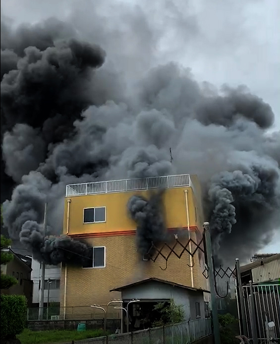 警方公布京阿尼火灾剩余25位死者名单