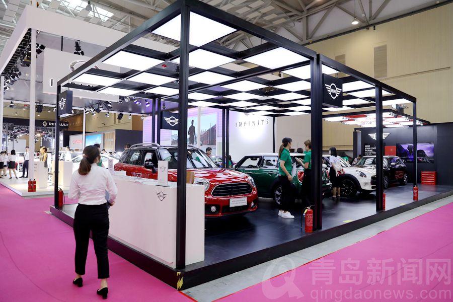 2019青岛秋季国际车展开幕 又是一场汽车的盛宴