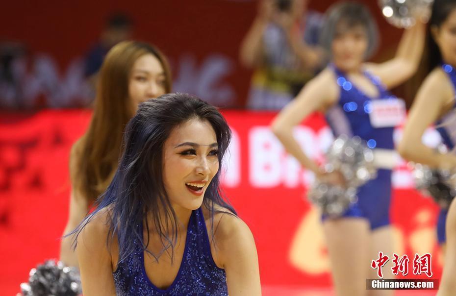 篮球宝贝舞动2019篮球世界杯