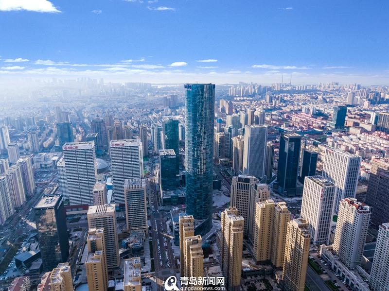 市北发展新目标 建设国际航运贸易金融创新中心核心区