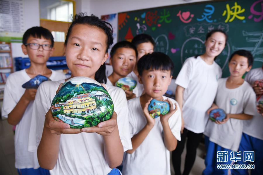 淄博技术学校-青岛灵山岛学校张丽老师采访笔记