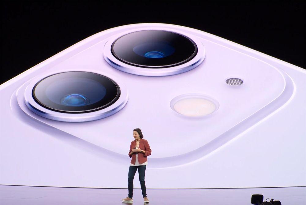 iPhone11来啦!价格降了,镜头多了,颜色变了,电池强了,其他没啦