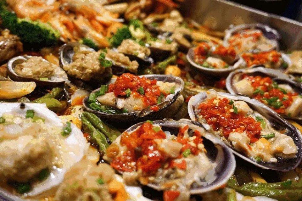 厦门,青岛,北海,连云港,宁波,威海,枣庄等海滨城市均是美食美食游市中区区大连海鲜图片