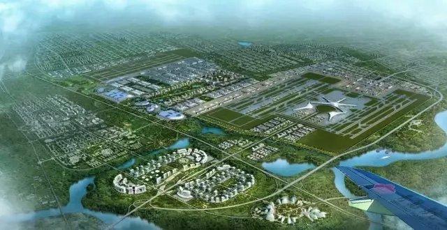 流亭機場關閉,青島再造一個千億級新城!