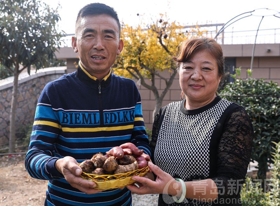 """芋头炖五花肉、地瓜面""""毛毛虫"""" 唯有美食最解乡"""