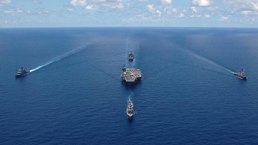 俄专家:已找到立刻摧毁美国全部航母的方法