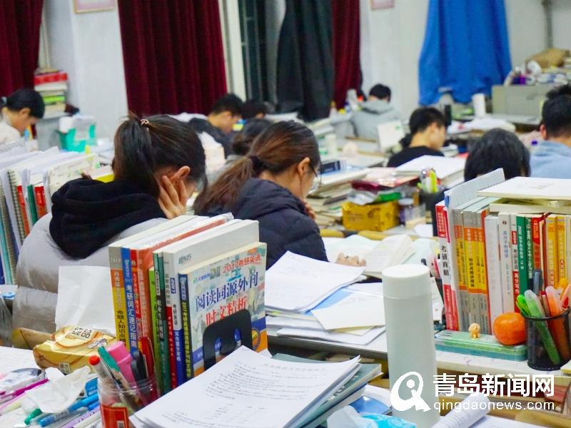 你不曾了解的考研日常:连睡觉都
