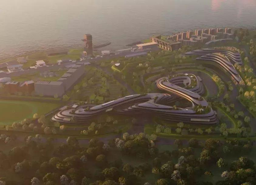 来青高校建设最新进展一览 亚洲大学排行青岛三