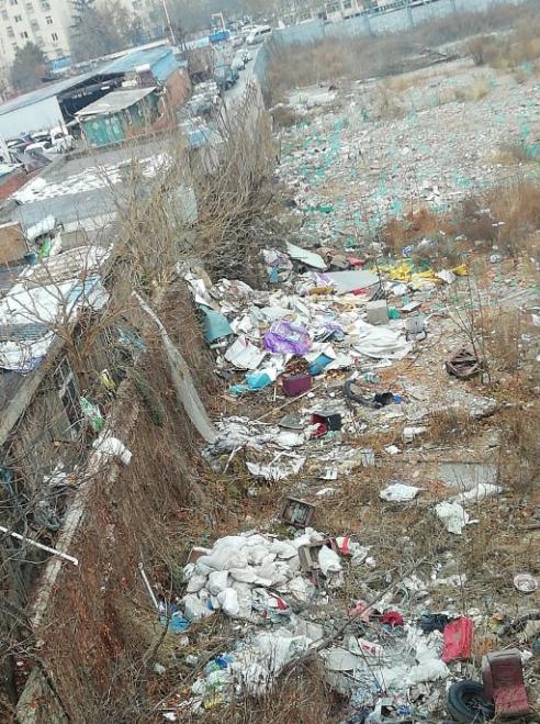长沙路建材市场变垃圾场?官方:拟于明年4月招拍挂