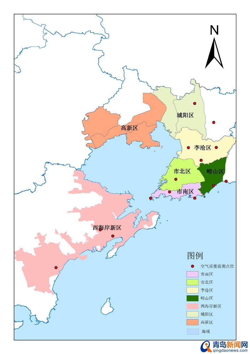 明年起 青岛这些区域高排放非路径移动机械禁用