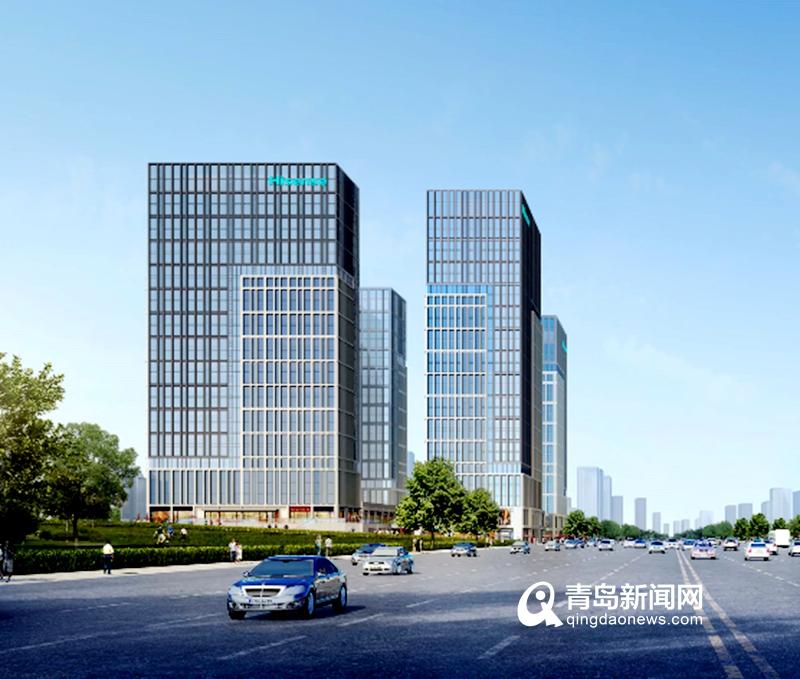 浮山新区要火!再添崭新住宅项目 城市综合体将