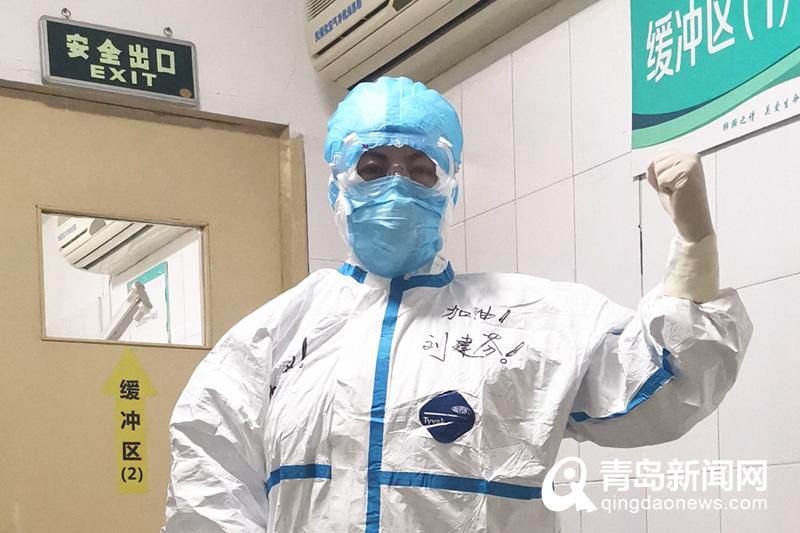 隔离病房里的巾帼英雄:柔弱肩膀扛起生命希望