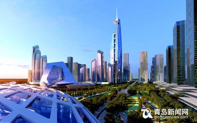 總投資600億!橋頭堡國際商務區城市綜合開發項目簽約