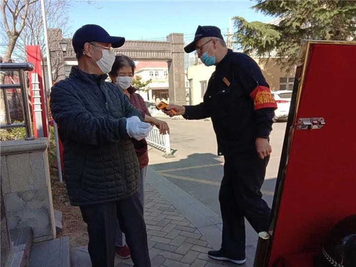 珠海路街道暖心支持 让复工复产