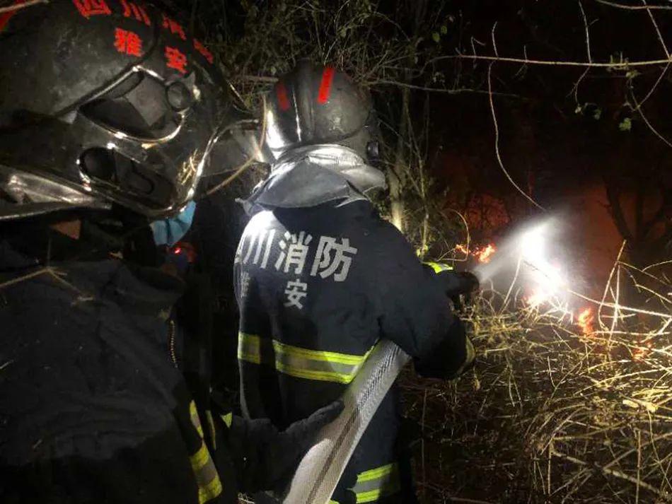 四川西昌突发森林火灾造成19人遇难 细节公布