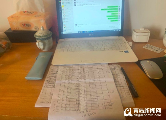 """与31位韩国客人同""""住"""" 她在青岛隔离区做翻译"""