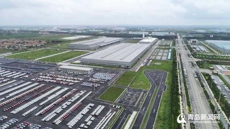 5年后1700亿!打造全国最大新能源汽车产业基地,青岛这里出新政!