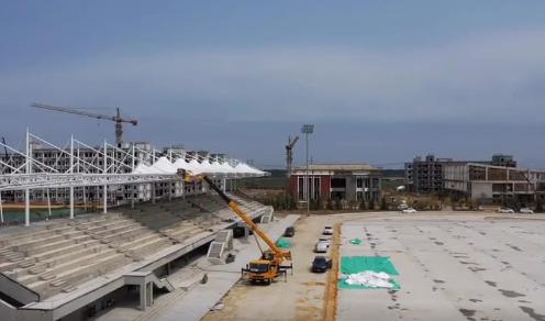 青农大平度校区最新进展7月31日前全面交付使用