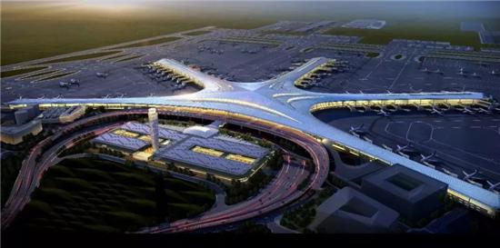 新机场多条巴士通达青岛市区 城市候机楼正在研