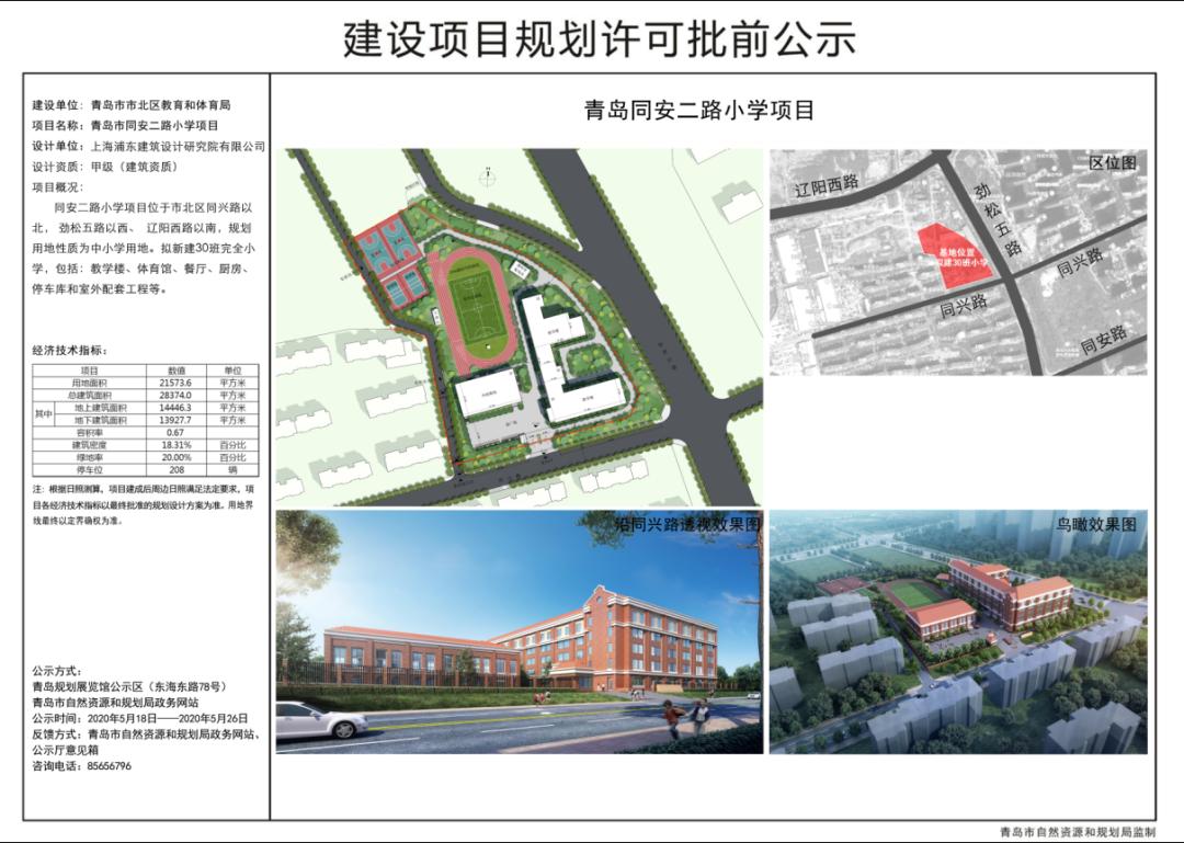 @青岛人 你关心的安置房建设、学校开工…这些项目有进展