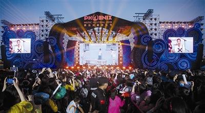 凤凰音乐节11天门票售罄,老狼助阵即墨古城民谣季,青岛音乐节太
