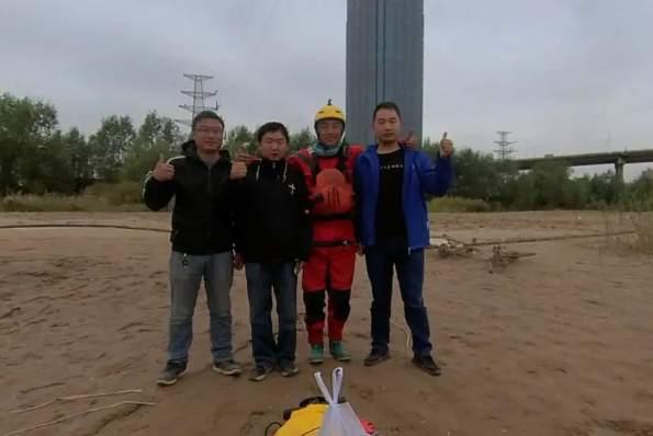 小伙黄河极限漂流5400公里险象环生:冷静是最好的救援