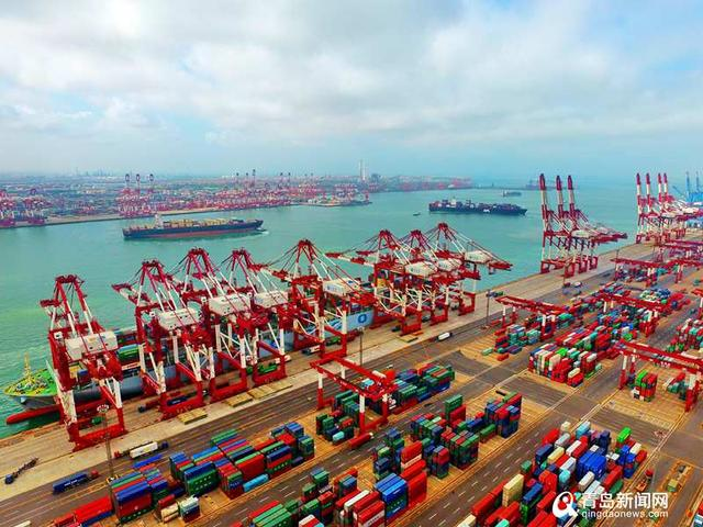 增长33.7% !前5个月青岛外贸进出口总值3156.4亿元
