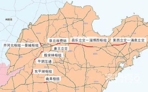 春节期间全国高速十大魔鬼路段 山东占俩
