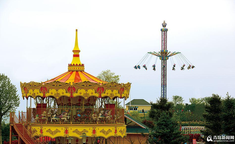 【年新闻】藏马山景区春节庙会 冰雪中品年俗 - 青岛