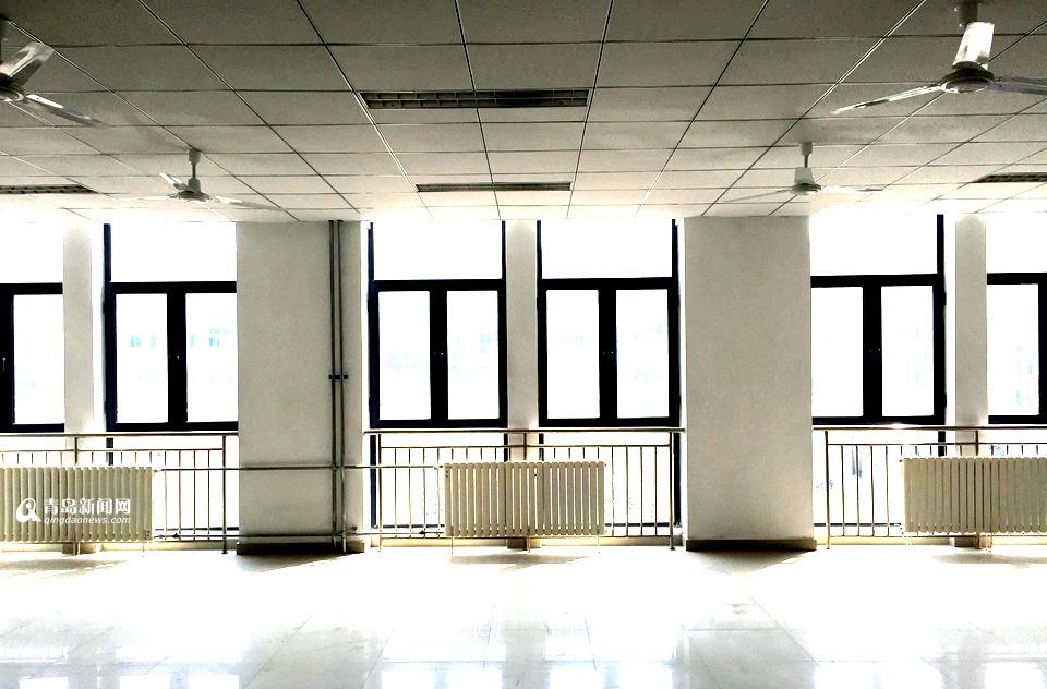 探访山大青岛校区 教室及公寓内景曝光图片
