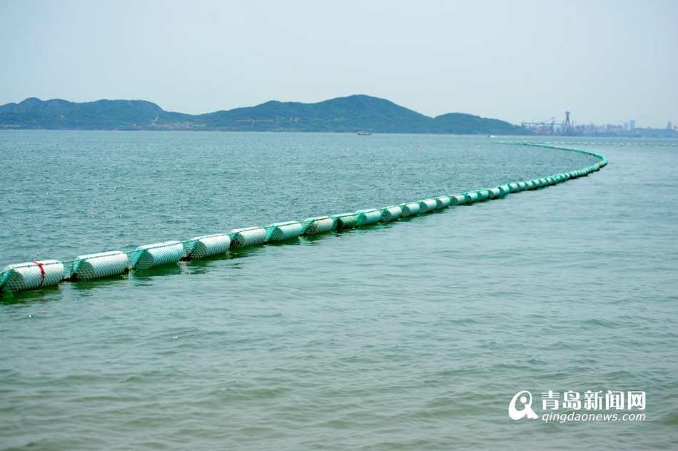 高清:第一海水浴场提前开放 洗海澡约起来吧 - 青岛