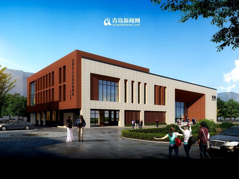 城阳六中阶梯教室 年底竣工   城阳六中阶梯教室建设位于上马街道,建设阶梯教室3000平方米.图片