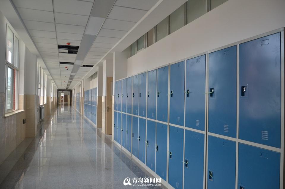 【探访外迁高中】19中新校 美式风格简约大气