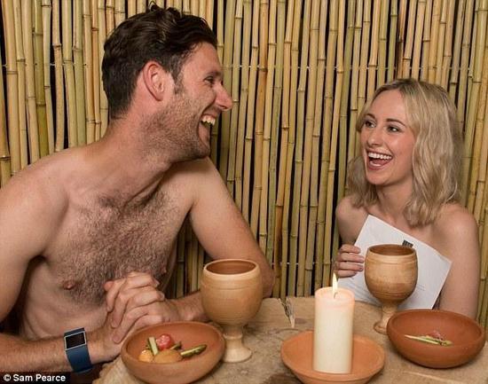 lunch massage bröst