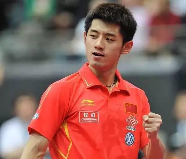 张继科曾创造连续六次闯入世界三大赛男单决赛并