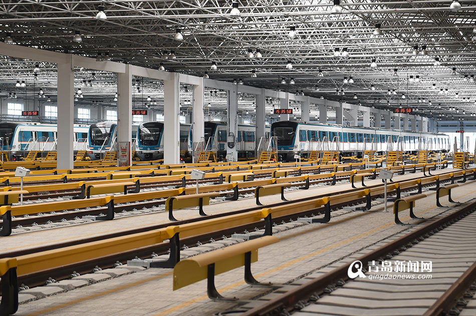 地铁3号线南段运营人员全到位 9月试运行