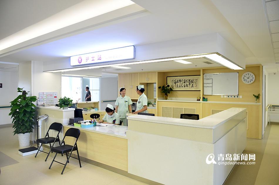 青岛阜外医院新大楼建成 9月正式启用(组图)