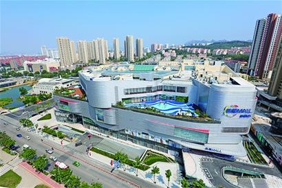 外资商业带来崭新模式 青岛商业蜕变(图)