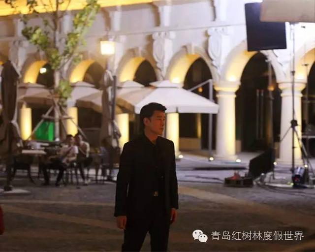 """好先生""""江浩坤""""现身青岛红树林 随手一拍就是大片"""