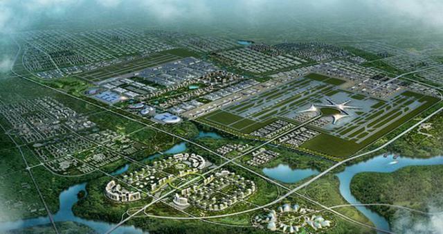 胶州飞机场搬迁