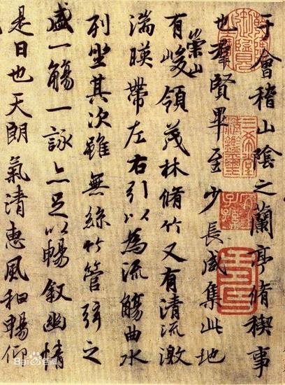 王羲之祖脉竟在这里 细数即墨古城牌坊的故事图片