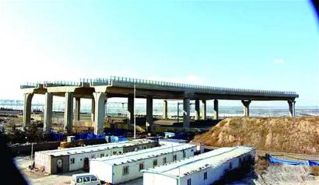 2013年,在铁路青岛北站及新铁路线开通前,李沧区率先实施并完成了汾阳